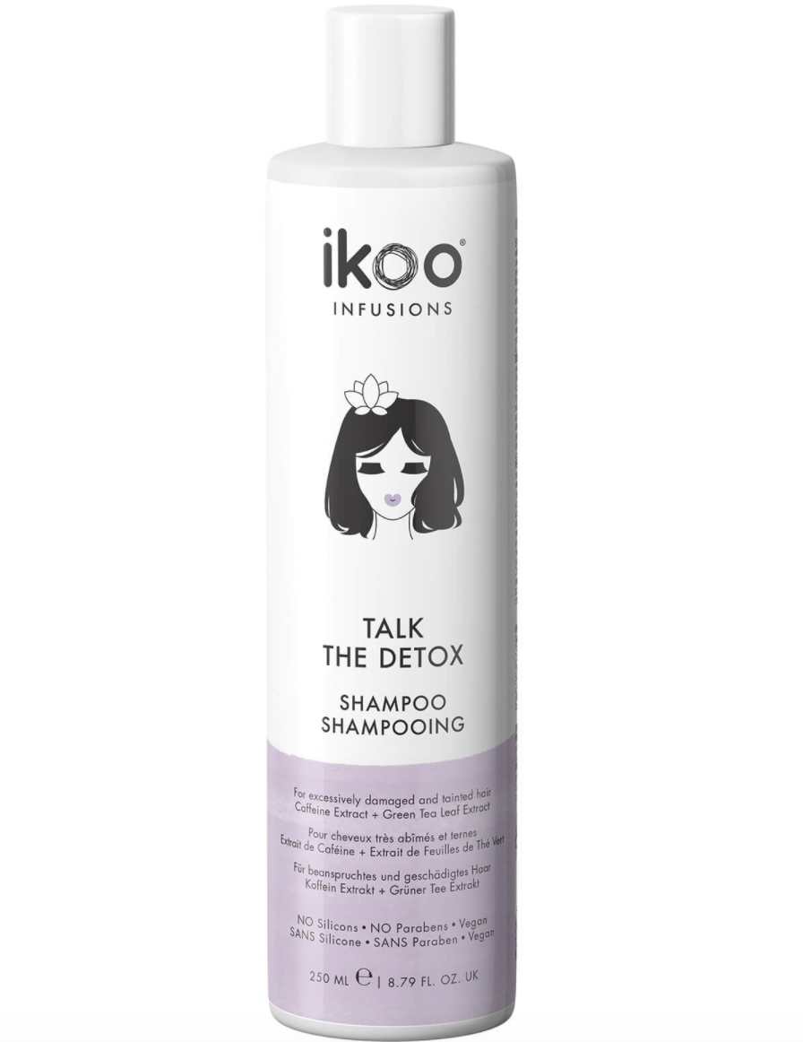 ikoo Shampoo - Talk the Detox, 250ml, S$28. PHOTO: Lookfantastic