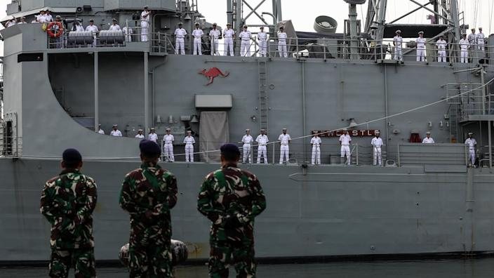 Australia is among several countries beefing up military co-operation in the Pacific