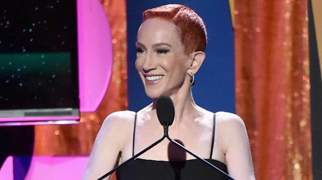 Kathy Griffin To Tour The U.S. Again, Nearly 1 Year After Trump Photo