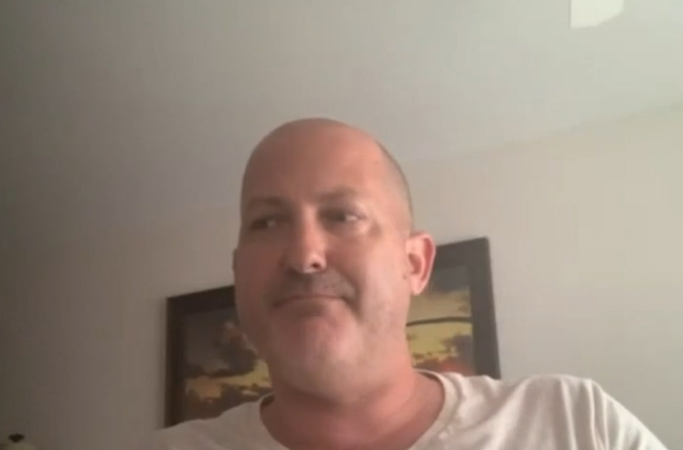 Joe Petito appealed for help in locating his daughter (YouTube)