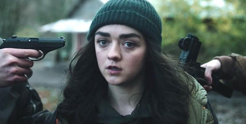 "Maisie Williams incarnera Kim Noakes dans la nouvelle série Sky ""Two weeks to live"" (Photo: Sky via HuffPost)"