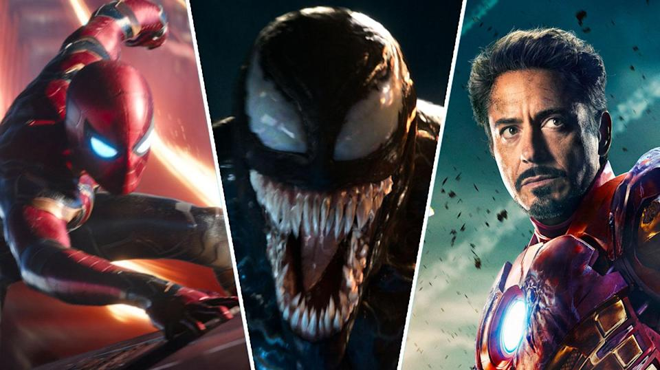 Venom is a Spider-Man villain, but he's not part of the MCU (Marvel Studios/Sony Pictures)
