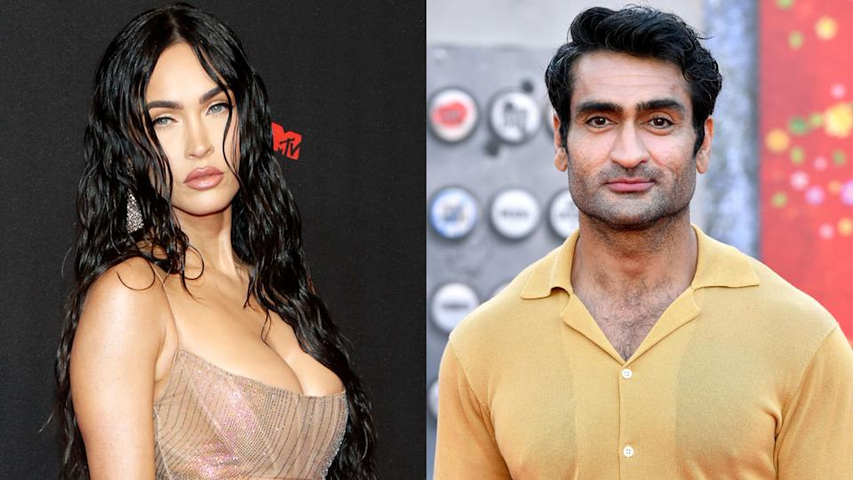 Megan Fox and Kumail Nanjiani have both opened up about struggling with body dysmorphia in recent interviews. (Photo: Getty Images)