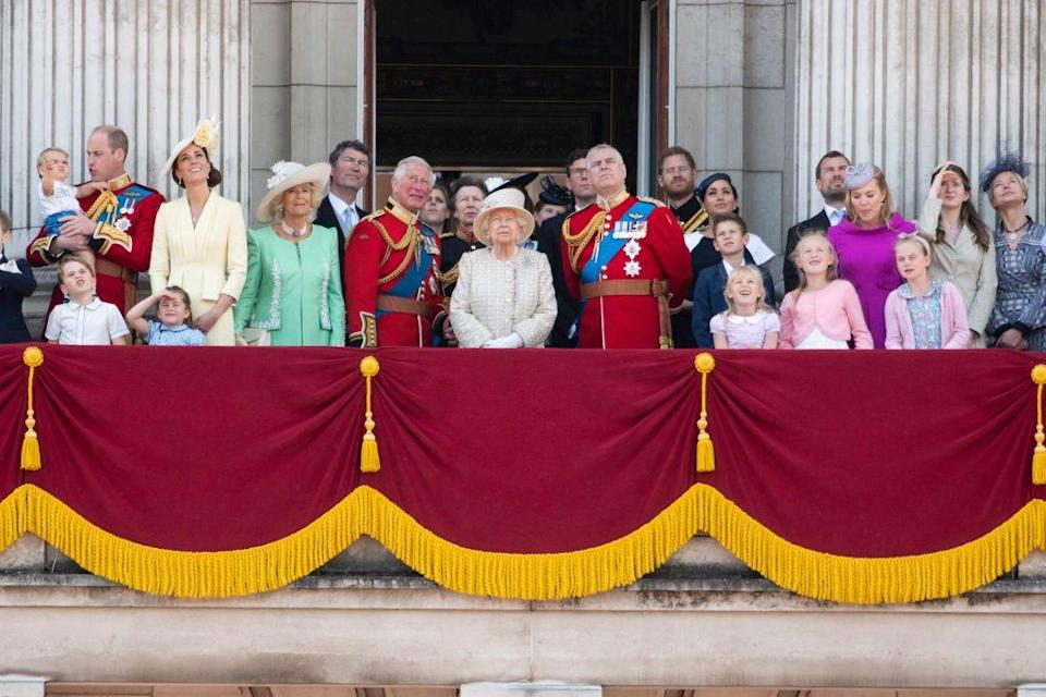 """<p>It's common knowledge that Prince Charles is the <a href=""""https://www.townandcountrymag.com/society/a20736482/british-royal-family-tree/"""" rel=""""nofollow noopener"""" target=""""_blank"""" data-ylk=""""slk:heir to the British throne"""" class=""""link rapid-noclick-resp"""">heir to the British throne</a>, and that Prince William will follow after his father, and so forth. But where is Princess Charlotte's place in the line of succession? What about Princess Anne? And how did the Sussexes' children impact the order? <br></p><p>If you're watching <a href=""""https://www.townandcountrymag.com/leisure/arts-and-culture/a30729276/the-crown-season-5/"""" rel=""""nofollow noopener"""" target=""""_blank"""" data-ylk=""""slk:The Crown"""" class=""""link rapid-noclick-resp""""><em>The Crown</em> </a> (or have been tuning in to the recent real-life royal drama) and are curious to learn more about the hierarchy within the royal family, read on for the full line of succession from the Prince of Wales to George Windsor, the Earl of St Andrews.</p>"""