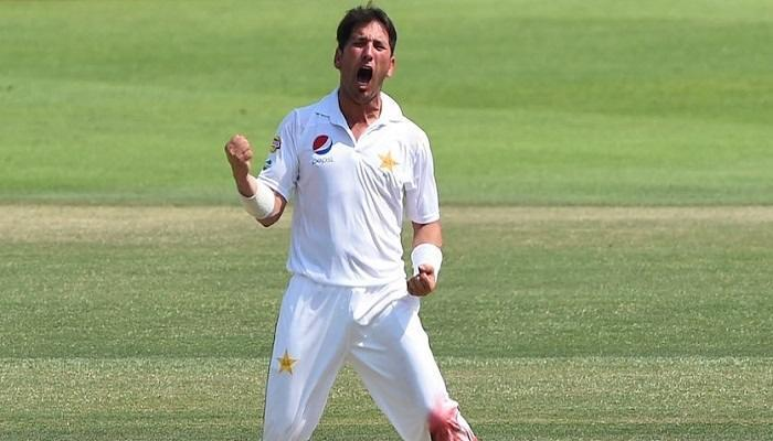 Yasir Shah and Misbah-ul-Haq put Pakistan in command