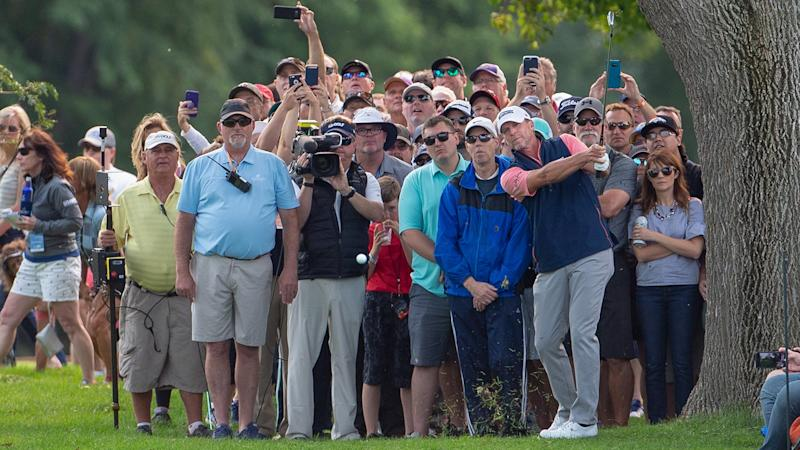 PGA Tour Champions event in South Dakota to allow fans to attend