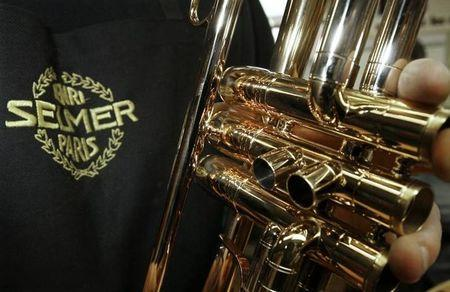 Legendary saxophone maker Selmer to sell majority stake to fund