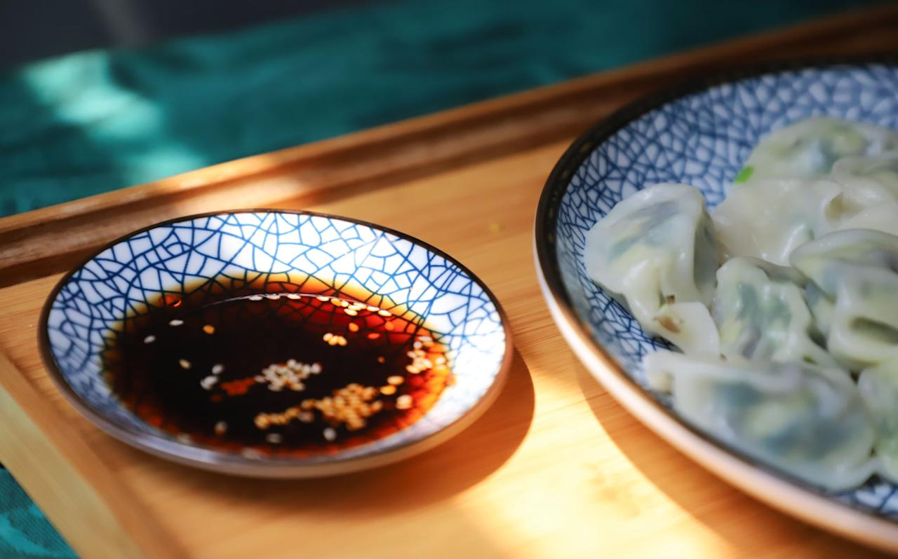 <p>Since wheat is a primary ingredient in soy sauce, this condiment is not gluten-free. The good news is it isn't impossible to find brands that replace wheat with gluten-free ingredients. Do some research before your next grocery haul and find a soy sauce that won't make you sick.</p>