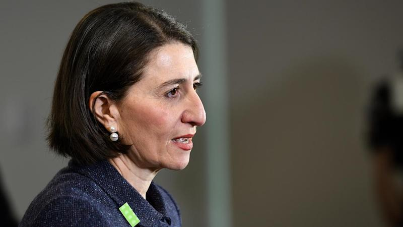 Gladys Berejiklian says people shouldn't let their guard down as the NSW virus toll reaches 50