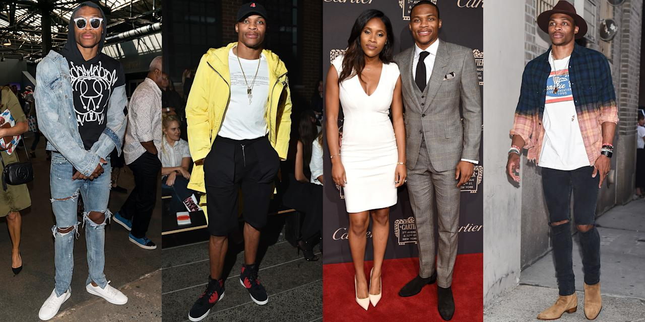 The 15 Best Dressed Ballers In The Nba