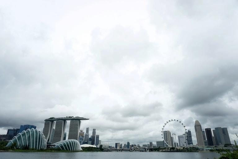 Singapore's economy shrinks at slower pace as virus curbs eased