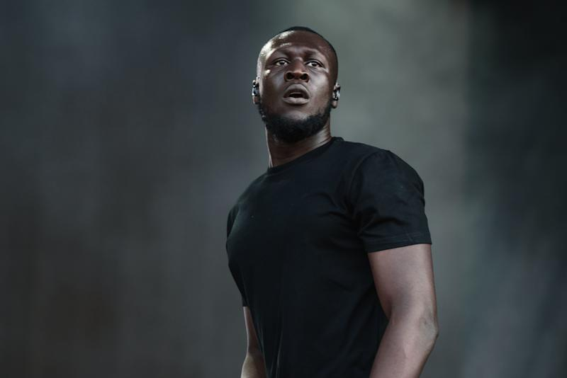 Stormzy will appear in Noughts & Crosses (Photo: Joseph Okpako via Getty Images)