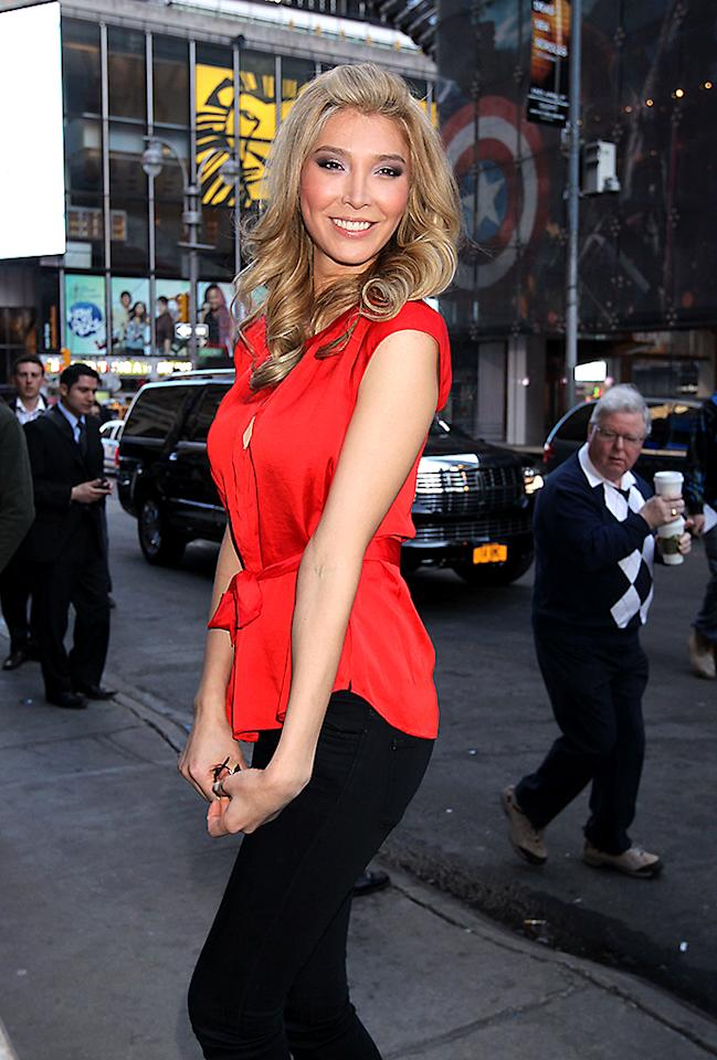 """<b>Jenna Talackova, Miss Universe Canada contestant 2012</b><br> Donald Trump found himself in a whole different kind of sex scandal in 2012 when Miss Universe Canada authorities disqualified the transgendered Talackova on the grounds that pageant rules require participants to be """"naturally born"""" women. After hiring powerhouse attorney Gloria Allred, Talackova was then allowed to compete in Miss Universe Canada as """"long as she meets the standards of legal gender recognition requirements of Canada, which we understand that she does,"""" Trump's office said in a statement. Talackova, whose birth name was Walter, went on to place in the Top 12, but failed to reach the Top 5."""