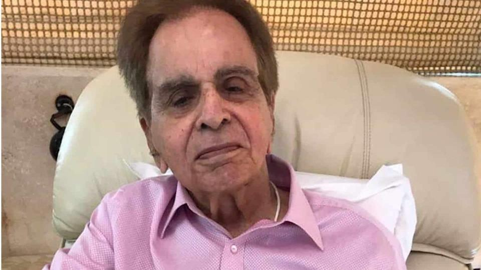 Dilip Kumar is currently