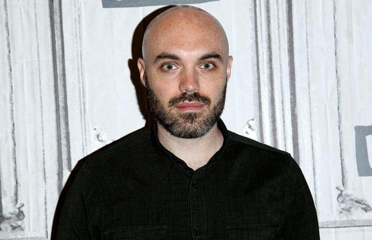 "David Lowery visits Build to discuss the new film ""A Ghost Story"" at Build Studio on July 7, 2017 in New York City. (Photo: Steve Mack/FilmMagic)"