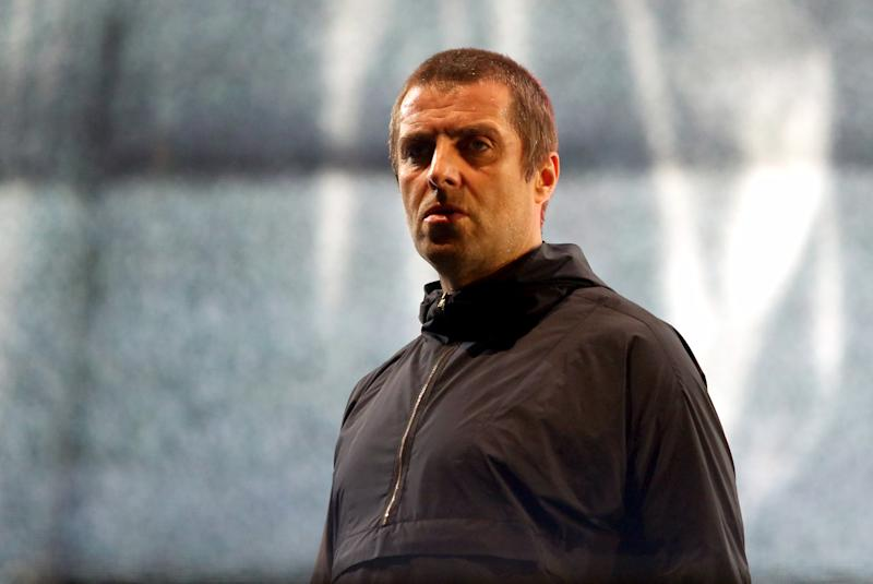 Liam Gallagher was not impressed with being cut off on Wednesday night. Source: Getty