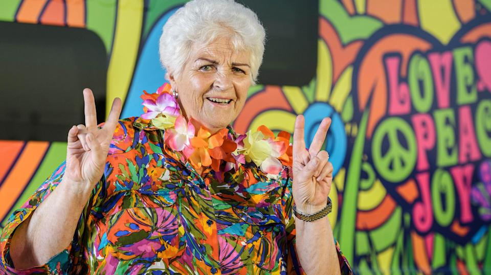Pam St Clement on new ITV travel show Gone To Pot.