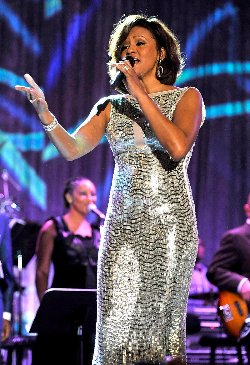 <p>Houston is the only artist on this list who has passed away. She died in February 2012 at age 48. Her top sellers are 1992's The Bodyguard soundtrack (17 million) and her 1985 self-titled debut album (13 million). (Photo: Kevin Mazur/WireImage) </p>
