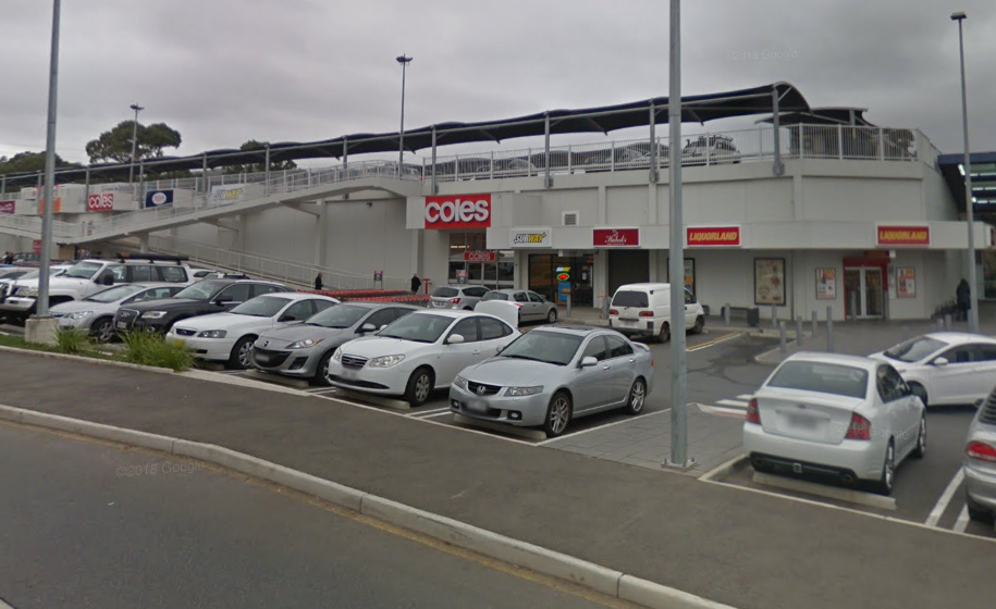 A photo of the St Agnes Coles store in Adelaide. The best performing recycling store in Australia. Source: Google Maps
