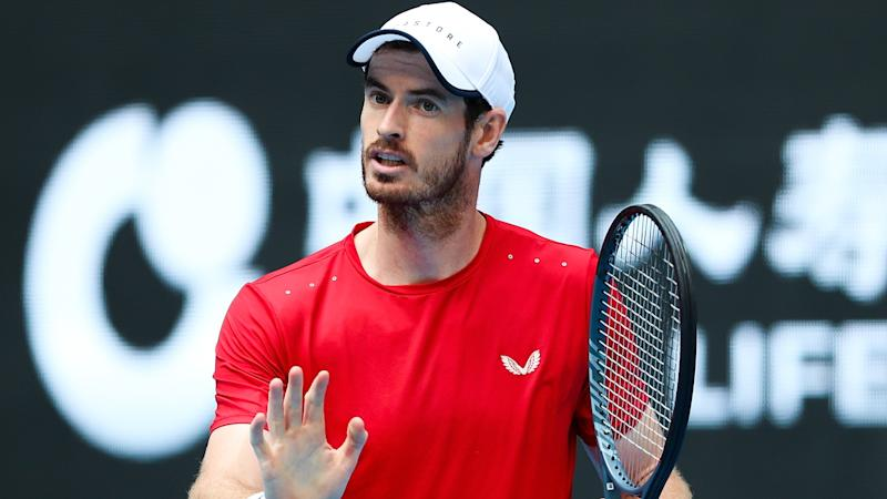 Andy Murray's China Open run ends in quarterfinals