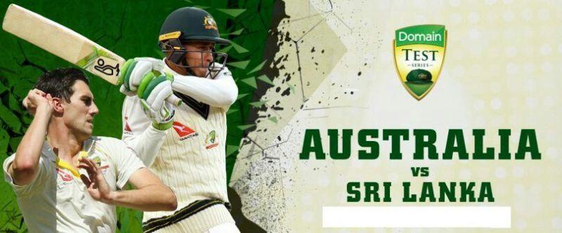 Sri Lanka and Australia will clash in Domain Test Series 2019.