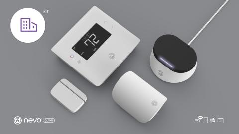Universal Electronics Introduces Smarter Living Kits Powered by Nevo® Butler to Accelerate Introduction of New Smart Home Services at CES 2019