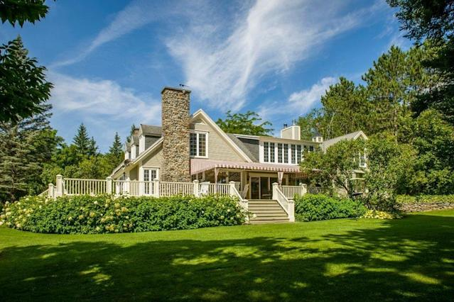 <p>No. 1: 101-1-5 Ch. Fisher, Austin, Quebec<br> List Price: $12,000,000<br> (Listing via <span>Re/Max</span>) </p>