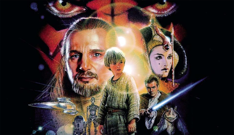 The Phantom Menace (credit: Disney)