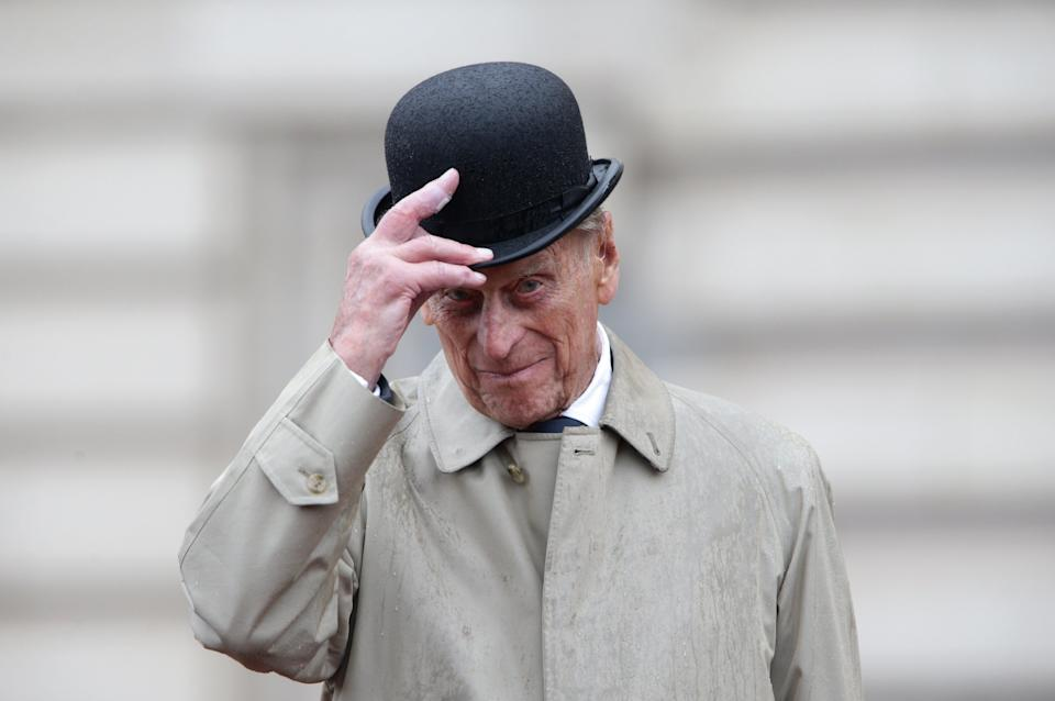 <p>The Duke of Edinburgh delighted in teasing journalists</p> (Getty Images)