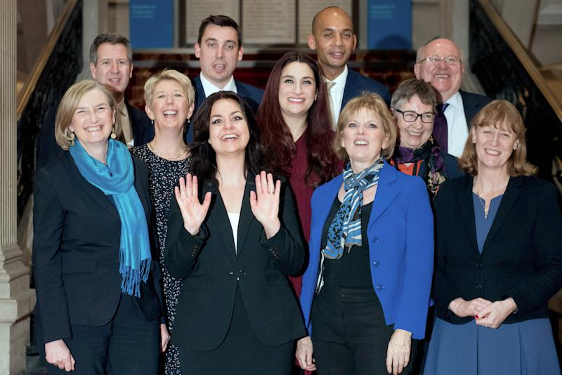 The New Independent Group Of Mps Is Already Polling High And More