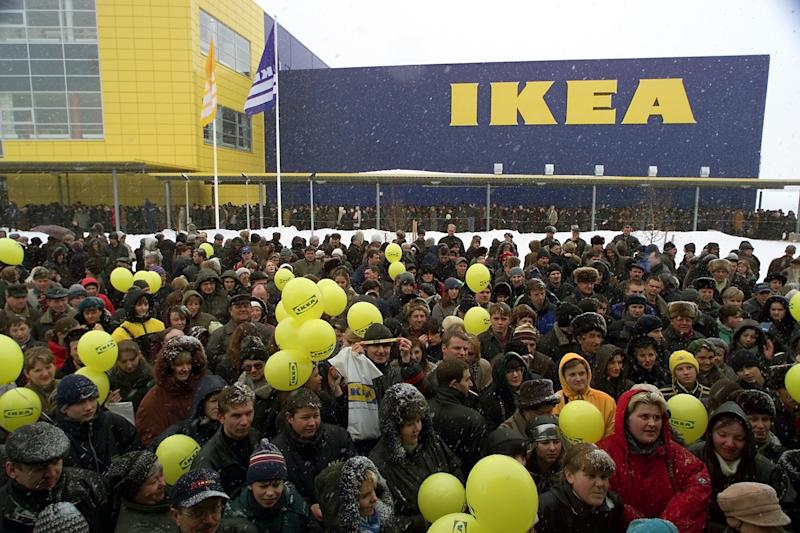 Ikea Stands By Expansion Plans In Crisis Hit Russia