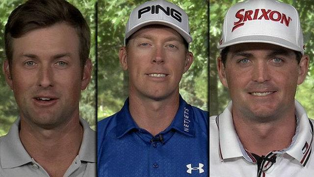 Europe and U.S. teams for 2014 Ryder Cup