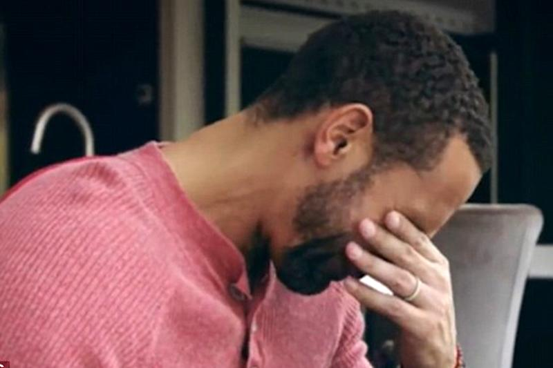 Rio Ferdinand: Footballer admits the struggles he faced after losing his wife to cancer: BBC