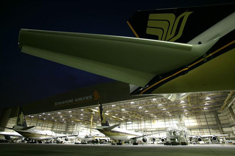 Singapore Airlines Cargo dumps one freighter aircraft