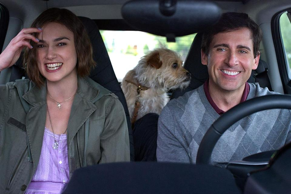 Steve Carell was 50 and Keira Knightley was 27 in 'Seeking A Friend For The End Of The World' Age gap: 23 years