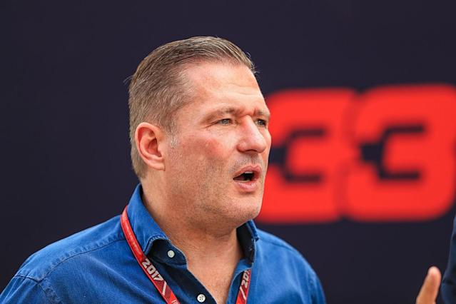 Jos Verstappen: Max needs to think more