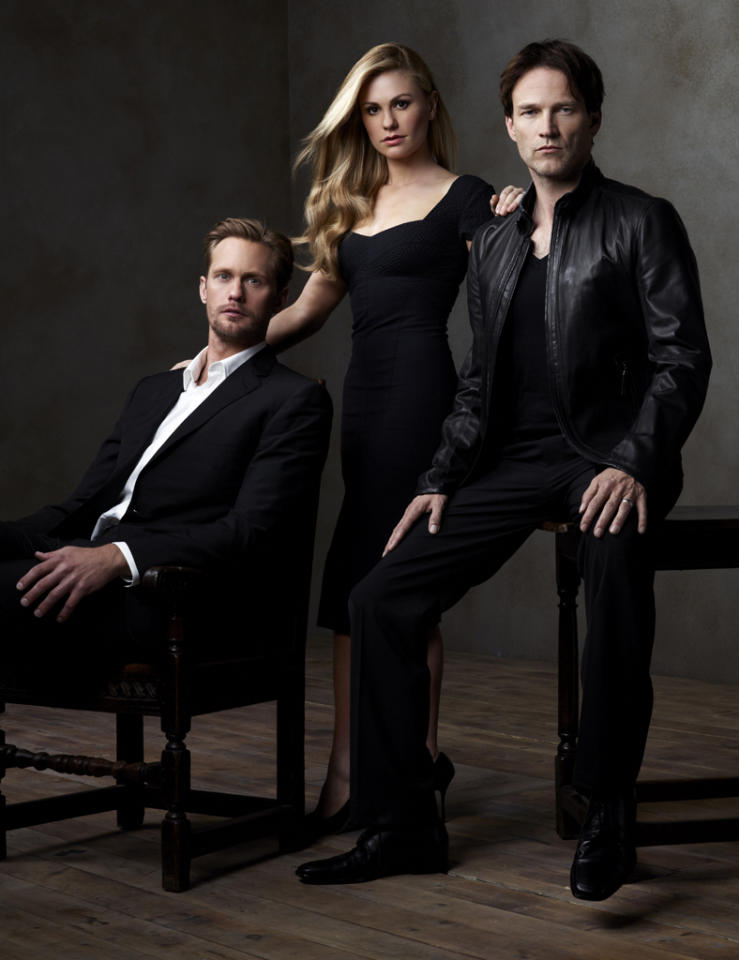 """<p><b>'True Blood'</b></p>  <p class=""""MsoPlainText""""><b>Returns:</b> June 10 for Season 5 <br> <b><br>What You Can Skip:</b> Everything<br><br> Luckily for you, all you need to know about one of our favorite summer shows is that Sookie Stackhouse is a part-fairy telepathic waitress, and every supernatural being in the world wants to either have sex with her or kill her. </p><p></p>"""