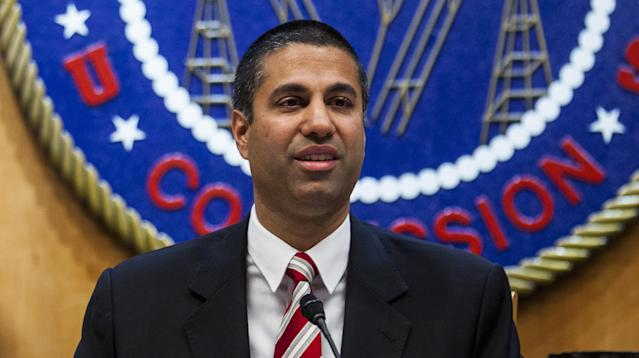 In a major win for the telecom industry, Federal Communications Commission Chairman Ajit Pai announced plans Tuesday to scrap net neutrality regulations that require internet providers to treat all content equally.
