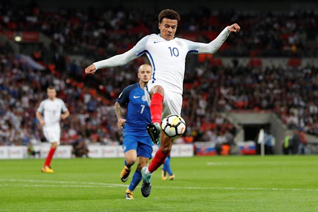 Should Dele Alli be punished for middle-finger salute during England's win over Slovakia?