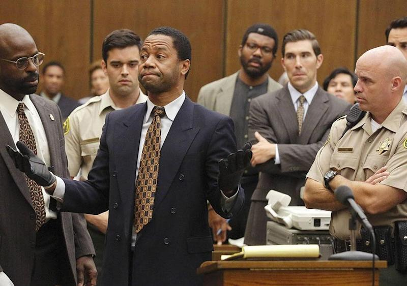 'The People v OJ Simpson'FX