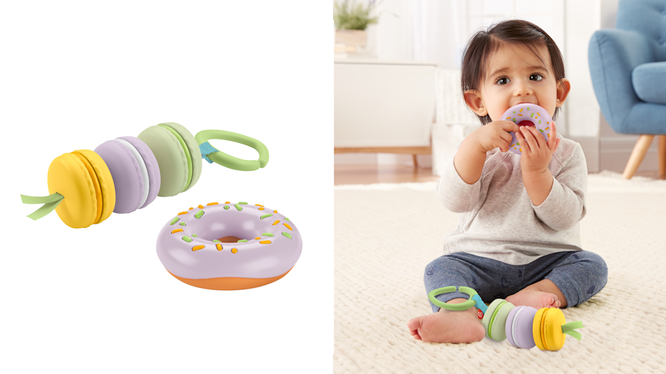 Valentine's gifts for kids: Dessert teethers