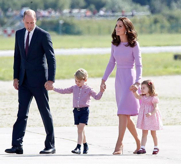 Prince William and Kate Middleton have been urged not to have another child. Photo: Getty Images