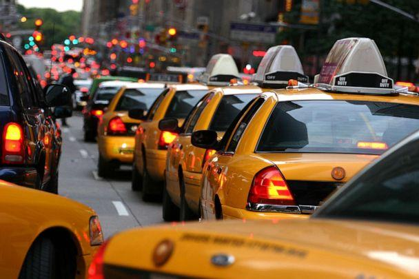 PHOTO: Taxi cabs in New York. (STOCK PHOTO/Getty Images)