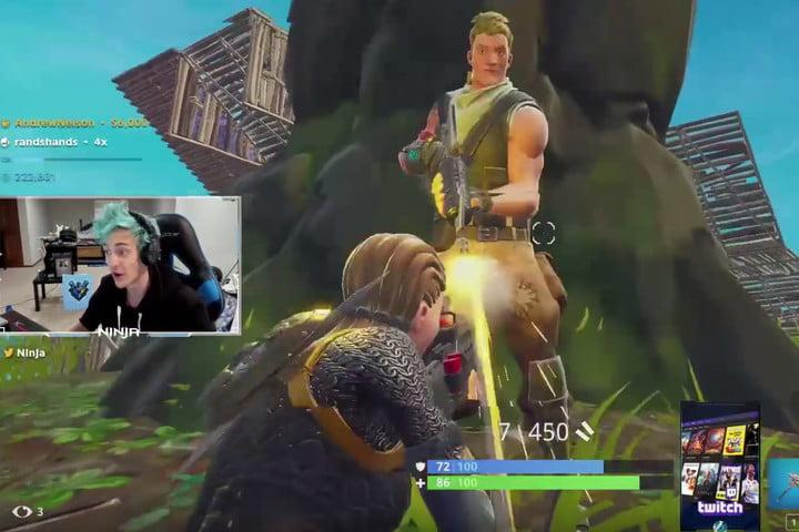 Fortnite Streamer Ninja Racial Slur Ninjastillscreen