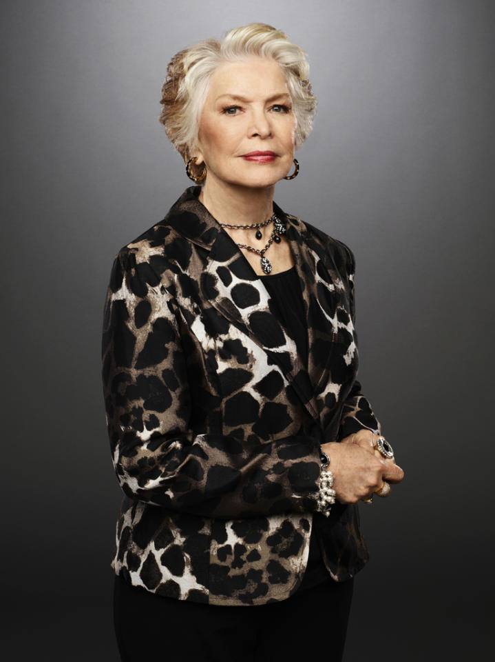 """<p class=""""MsoNormal"""">Movie and television veteran Ellen Burstyn, who most recently appeared in """"Big Love,"""" plays Margaret Barrish, Elaine's mother. She has a witty comment for every scenario -- and usually a drink in her hand, as well.</p>"""