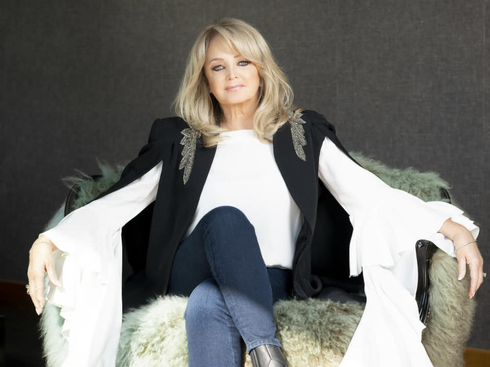 Bonnie Tyler verbringt den Lockdown in ihrem Haus in Portugal. (Bild: earMusic/Tina Korhonen)