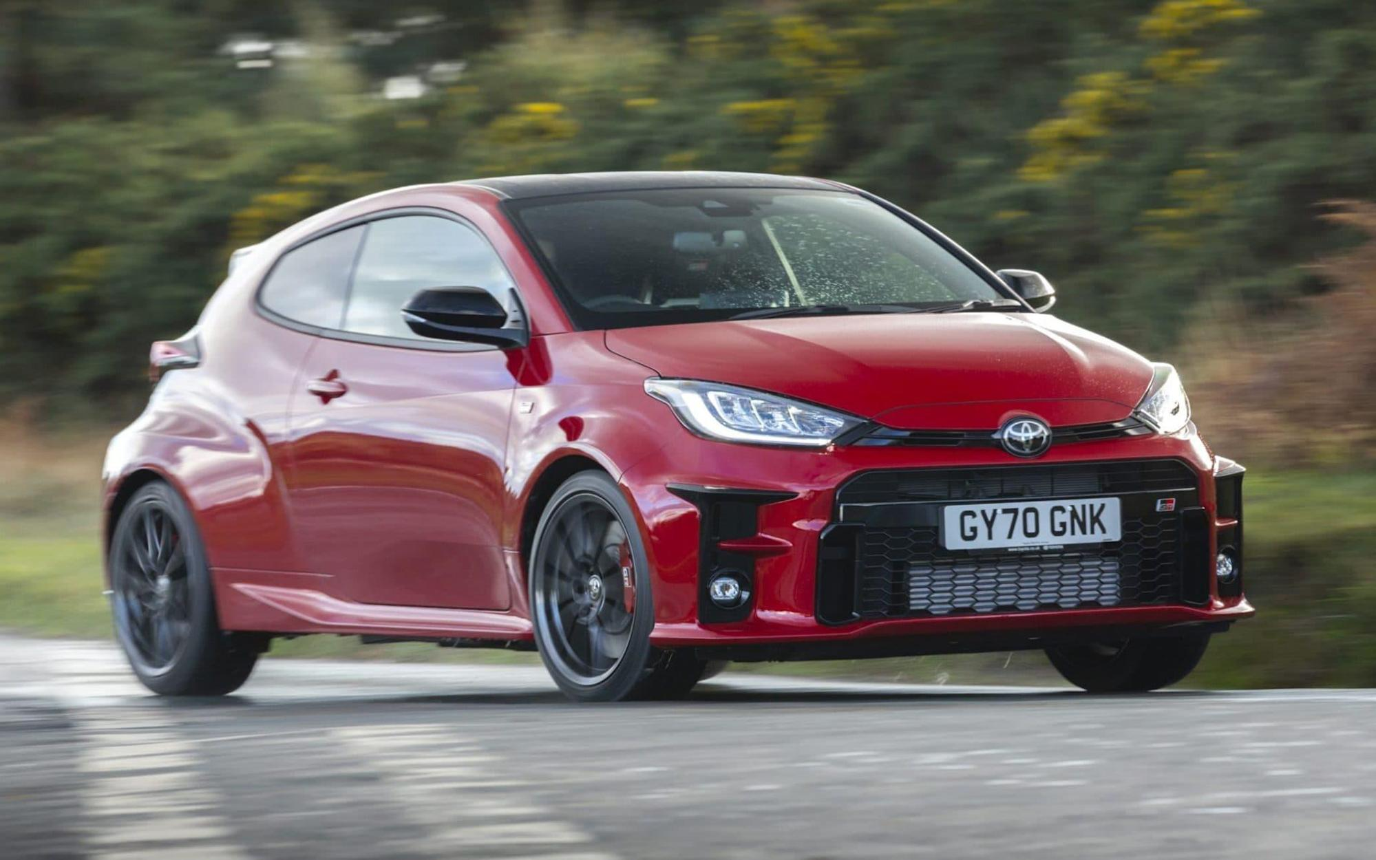 Toyota GR Yaris review: this sensational special project takes the hot hatchback crown