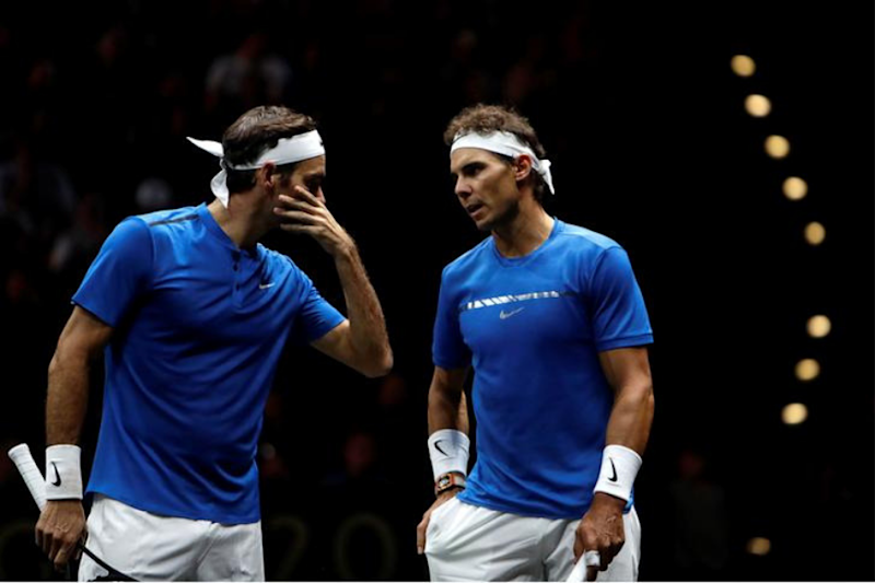 Roger Federer and Rafael Nadal to Attempt World Attendance Record in Cape Town