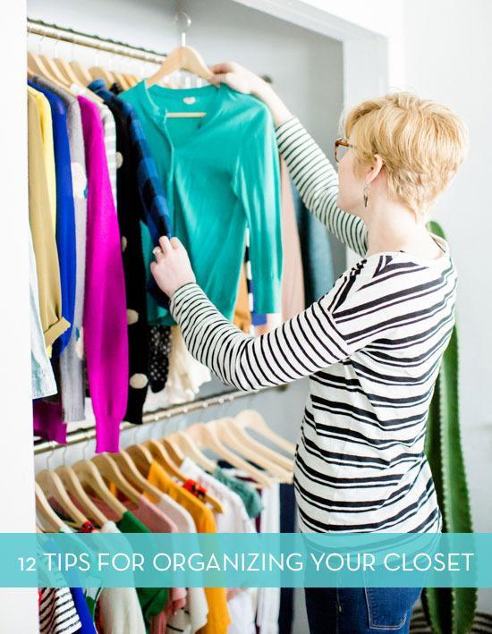 12 Easy Tips To Organize Your Closet In An Afternoon
