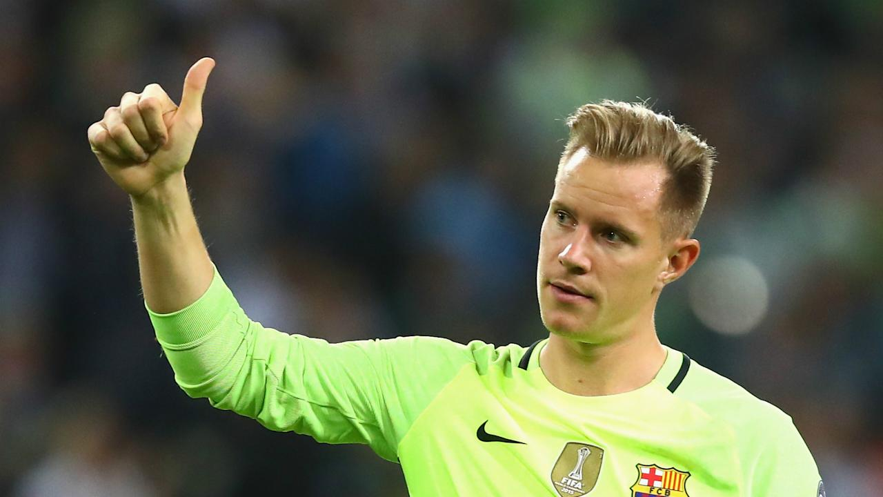 The Germany international goalkeeper has put pen to paper on a new deal, tying him to the Camp Nou side until 2022
